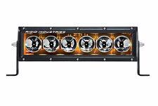Rigid Industries 10 Inch Radiance Amber Back-Light LED Light Bar, 21004