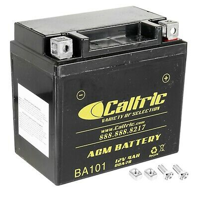 AGM BATTERY Fits YAMAHA RAPTOR 90 YFM90 2009 2010 2011 2012 2013