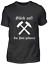 T-shirt polo débardeur Hoodie Sweatshirt Bonheur Sur Ruhrpott NRW Noir