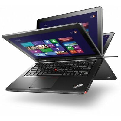 "Refurb Lenovo ThinkPad Yoga Intel Core i5-4200U 1.60GHz 12.5"" FHD Touchscreen"