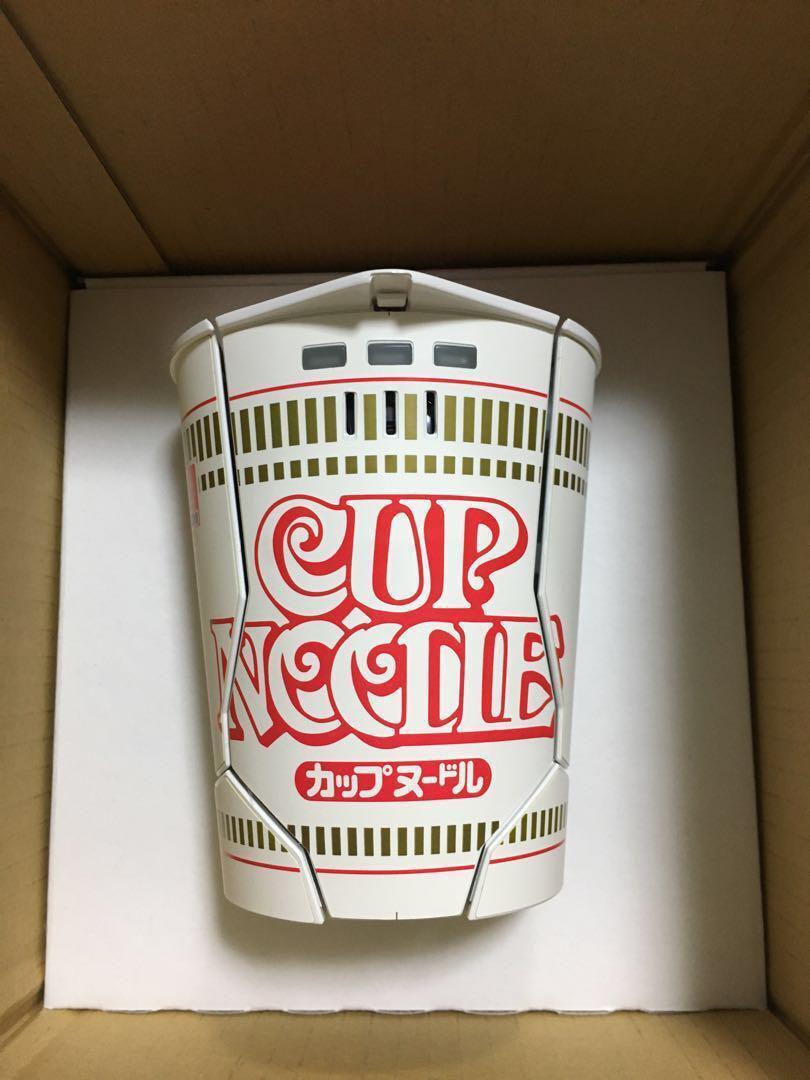 Nissin Cup nouilles Robot minuterie de danse Waltz des fleurs avec boite Japan