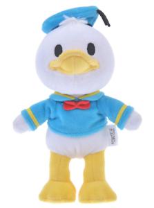 Disney Plush doll nuiMOs Donald Duck Japan import NEW
