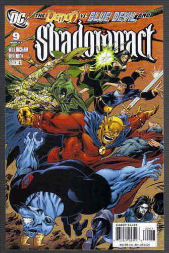 SHADOWPACT US DC COMIC VOL 1 # 9///'07