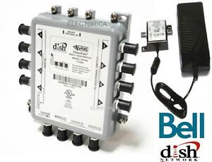 image is loading dpp44-switch-bell-tv-express-vu-dish-network-