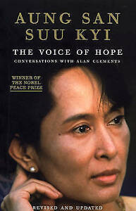 The-Voice-of-HopeConversations-with-Alan-Clements-Aung-San-Suu-Kyi-Used-Good