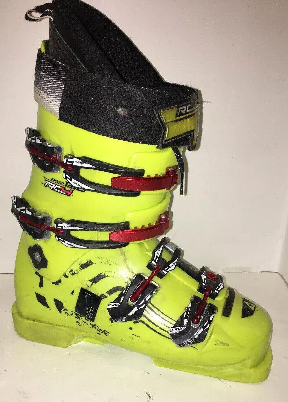 Fisher RC4 130 Pro Racing Ski Stiefel Größe 26.5 Mondo