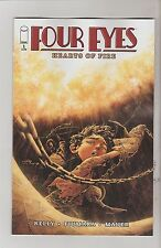 IMAGE COMICS FOUR EYES HEARTS OF FIRE #1 JANUARY 2016 1ST PRINT NM