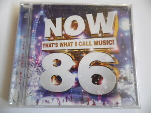 Sealed Now That's What I Call Music 86 - Various Artist CD album