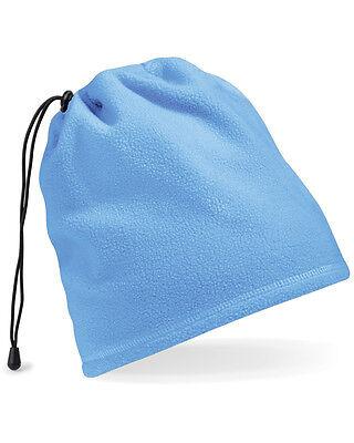 7 COLOURS 100/% Polyester Suprafleece Headwear BEECHFIELD SCARF