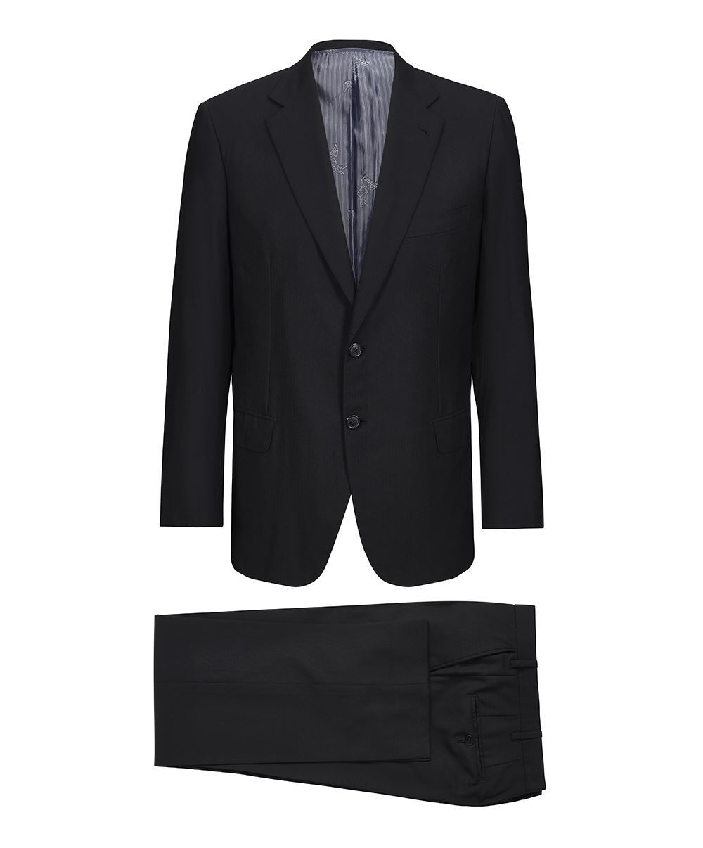 BRIONI PARLAMENTO TWO PIECE WOOL SUIT