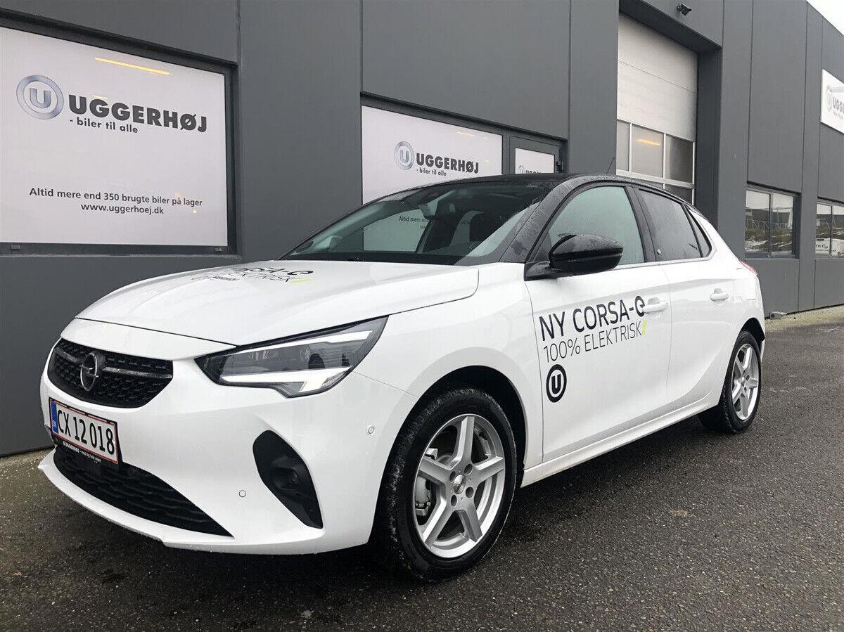 Opel Corsa-e  Ultimate 5d - 248.000 kr.