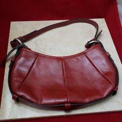 Franco Sarto Red Shoulder Bag Purse