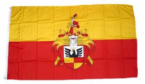 Fahne Hildesheim Hissflagge 90 x 150 cm Flagge