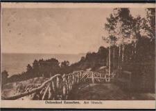 144.841  Ostseebad Rauschen, Am Strand
