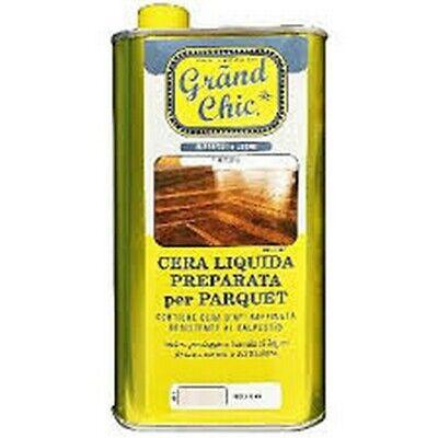 Cera liquida per parquet Grand Chic lt.1 colore neutro   eBay