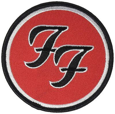 "Guitars Iron On Patch 3.5/"" x 3.5/"" by C/&D Visionary P-3566 Free Shipping"