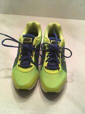 Trivial Amoroso Por favor  NIKE Air Futurun 2 Fluorescent Green Blue Mens Running Shoes 8.5 42 | eBay
