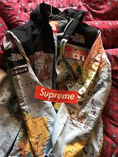 Supreme the north face windbreaker jacket size XL