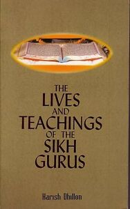 SIKH-The-Lives-and-Teachings-of-the-SIKH-GURUS-a-history-book