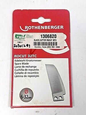 ROTHENBERGER Ersatzmesser Edelstahl für TUBE CUTTER 42 Professional