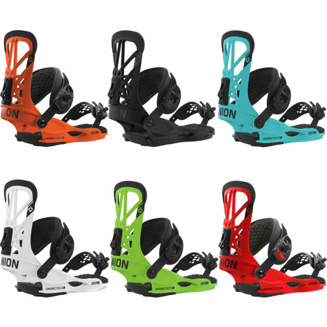 Union Flite Pro Men's Snowboard Binding Freestyle