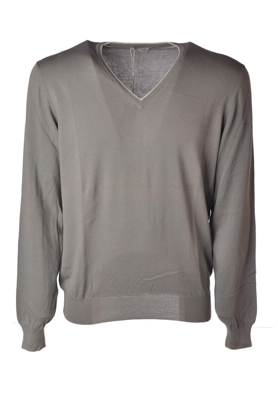 Viadeste  -  Sweaters - Male - Grau - 4678521A185541