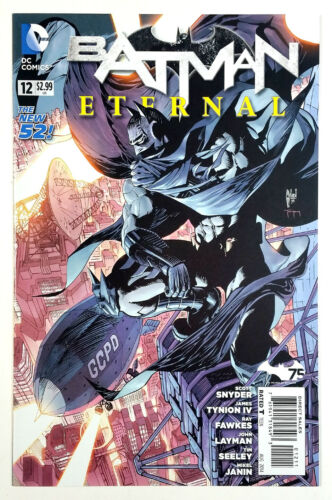 2014 DC Comics BATMAN ETERNAL Assorted Issues