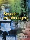 Spracherfahrungen. Schülerbuch. Neuausgabe von Christian Krekeler, Karl-Heinz Jahn, Franz Hebel, Joachim Bommer und Ramona Hubbes (2001, Taschenbuch)