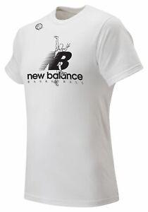 New Balance Men's The Shot Tee White