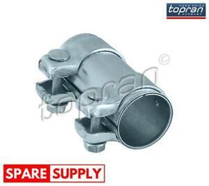 Conector-de-tubo-Sistema-De-Escape-Para-AUDI-SEAT-SKODA-TOPRAN-107-222