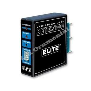 Liftmaster elite a eld plug in loop detector systems for for Omni garage door