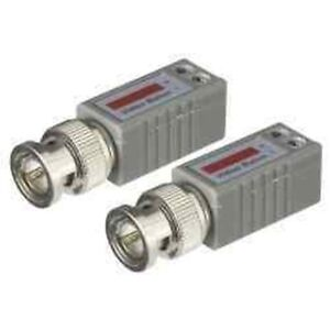 Set-of-Two-New-One-Channel-Passive-video-transmitter-up-to-1000FT-Mini-with-lead