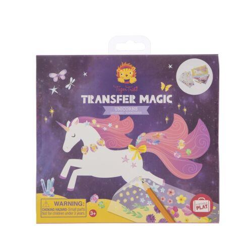 Tiger tribe-Transfert Magic-Licorne 6-0312