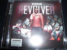 T-Pain Revolver Deluxe Edition (Australia) CD – Like New