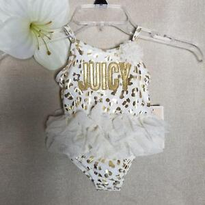 26990bb58a8 Image is loading Juicy-Couture-Girls-Babies-Swimsuit-Swimwear-Size-18M-
