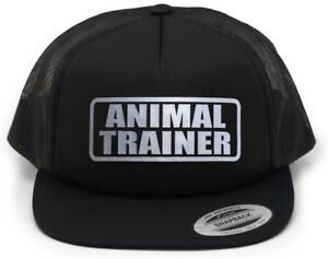 Animal-Trainer-Hat-baseball-caps-reflective-imprint