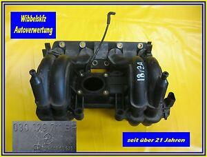 Seat-Ibiza-6K-Bj-2001-Ansaugbruecke-030-129-711-BP-siehe-Bild