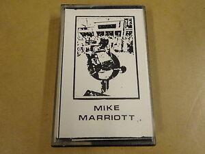 MUSIC-CASSETTE-MIKE-MARRIOTT-FOLK-HERO
