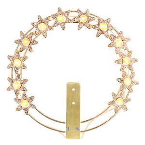 Stellario-Brillante-Para-Statue-con-pedreria-y-bombillas-de-luz-cm-24