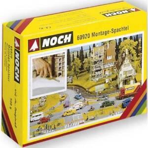 Stucco-speciale-per-montaggio-modellismo-noch-60920-500-g