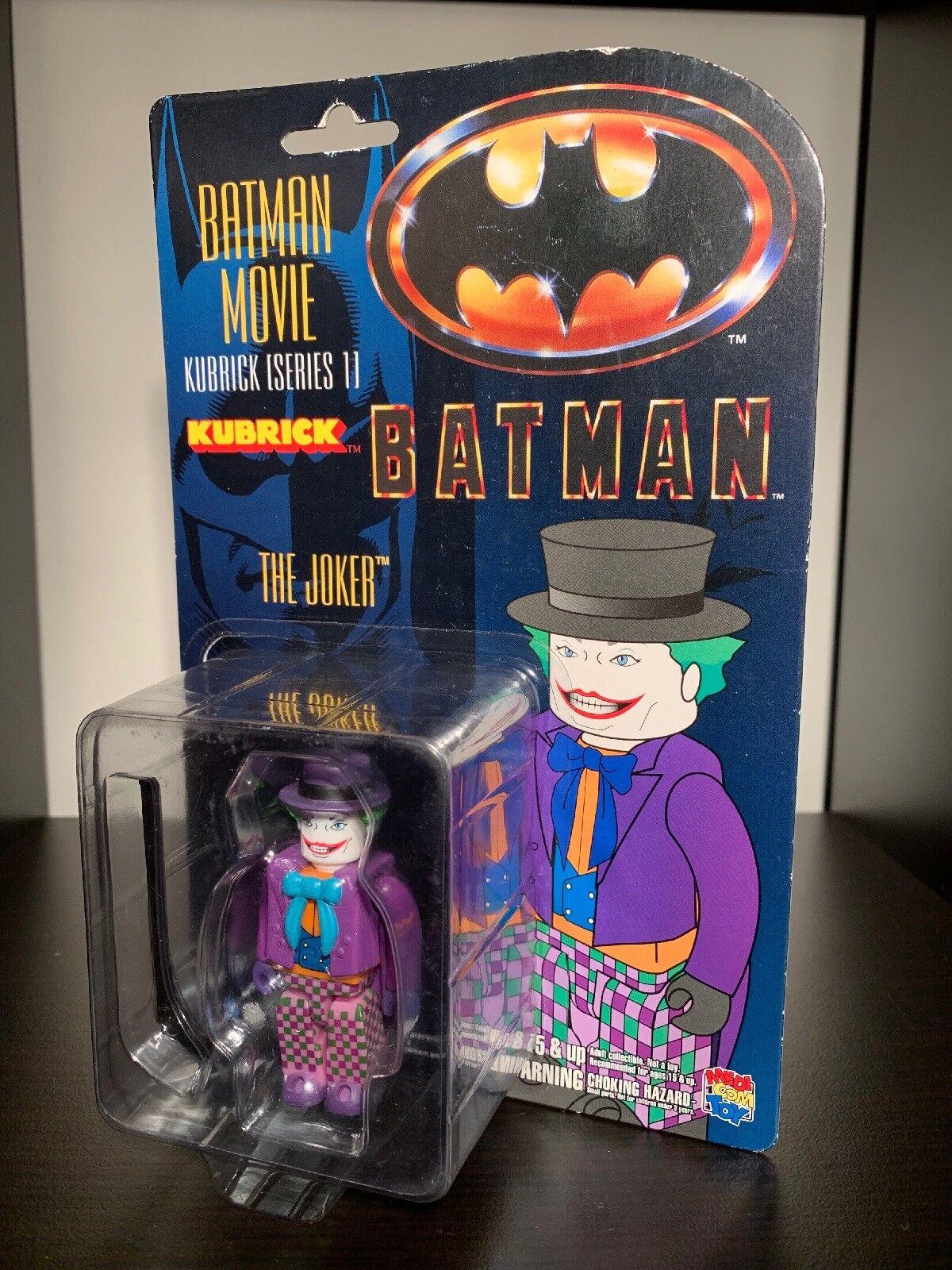 The Joker Medicom Toy Kubrick Batman 1989 Movie Gotham Knights Series DC Comics