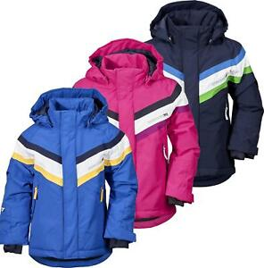 6c87d432b Didriksons Safsen Kids Jacket Waterproof Insulated Coat