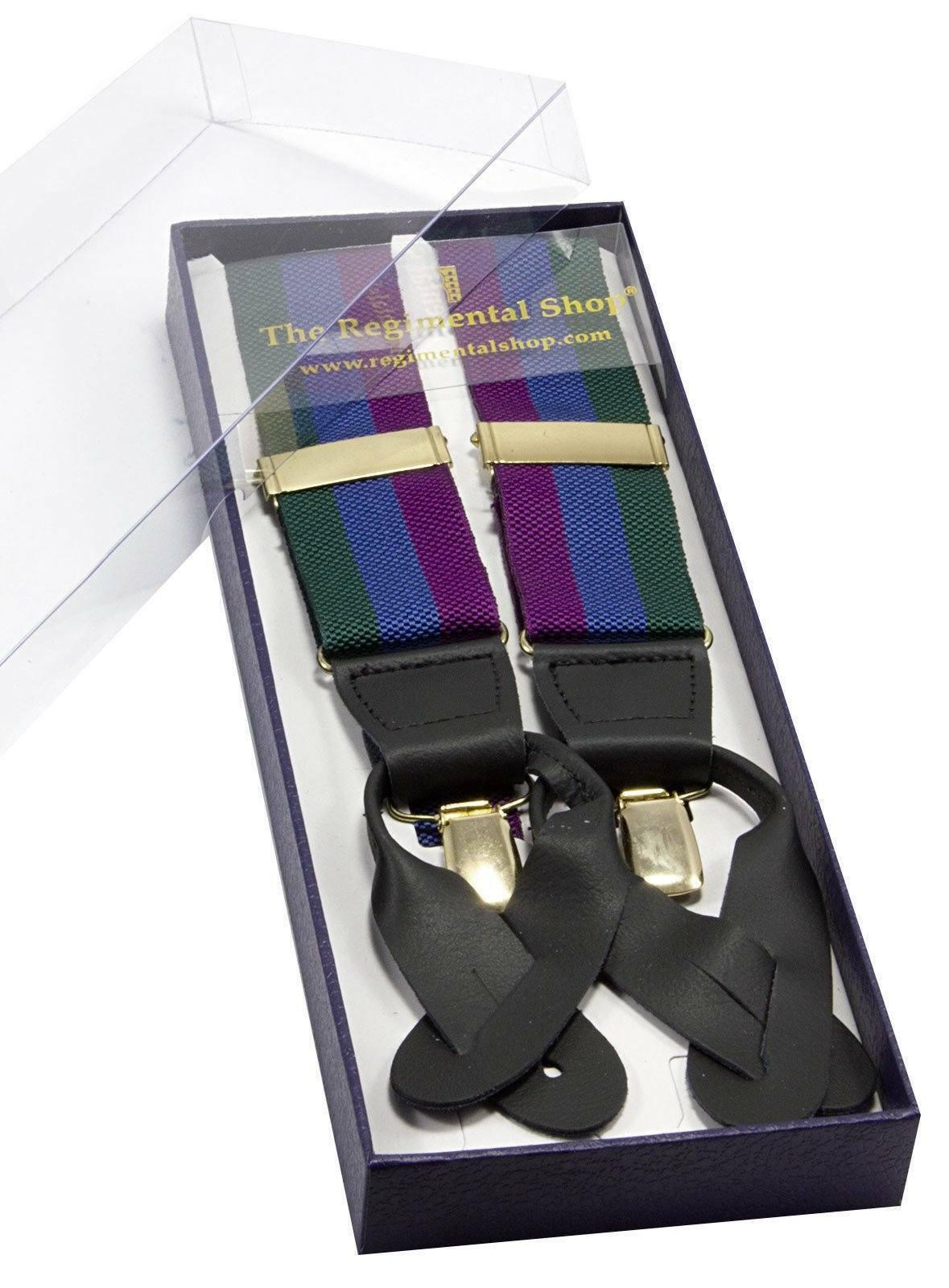 Royal Regiment of Scotland Braces