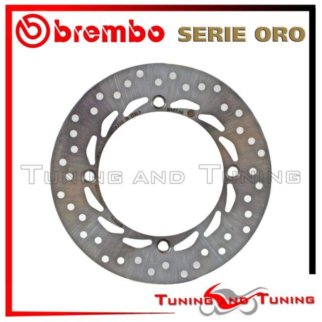 DISCO FRENO TRASERO BREMBO S. ORO HONDA XRV AFRICA TWIN 750 1996 1997 (68B407A5)