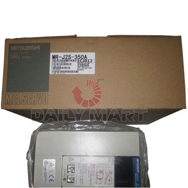 Brand New Mitsubishi Melsec MR-J2S-350A AC Servo Amplifier Drive Motor 16AMP 3PH