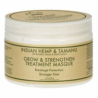 Nubian Heritage Indian Hemp & Tamanu Deep Treatment Masque - 12 Oz Cream on sale
