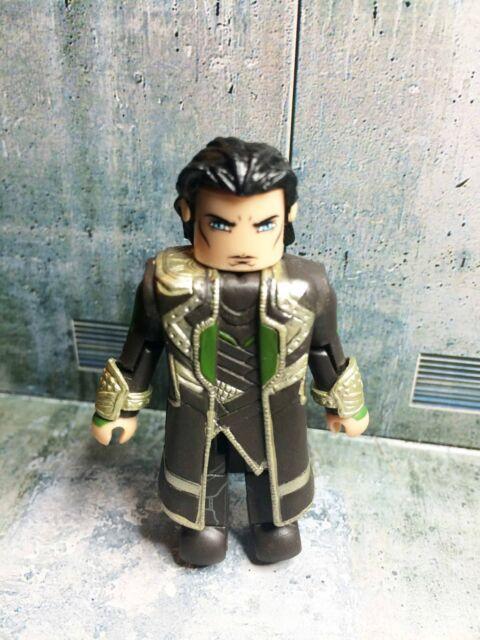 Marvel Minimates Series 53 Thor Dark World Movie Loki Figurki akcji i z filmów Pozostałe