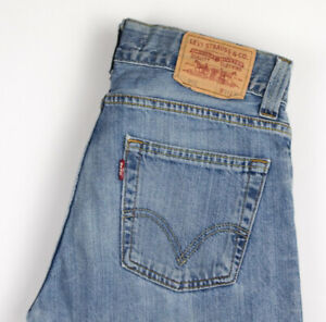 Levi's Strauss & Co Hommes 512 Bootcut Jeans Coupe Droite Taille W31 L34 AOZ1129