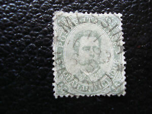 Italy-Stamp-Yvert-and-Tellier-N-42-Obl-A11-Stamp-Italy-P