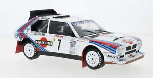 LANCIA DELTA S4 rally car Toivonen Biasion Alen 1986 1:18th IXO 18RMC046A B or C